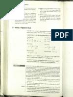 Probablity and Statistics