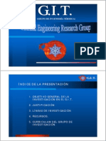 Presentacion_GIT_UJI Procesos Termicos