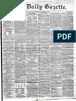 Utica NY Daily Gazette 1846-  1847 - 0543909765465543765487657658486547658765765