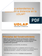 Caracteristicas de La Educacion en Linea (1)