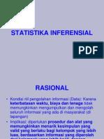 7. Statistik Inferensial