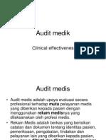 Audit Medik Teknik