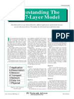 The 7 Layer OSI Model