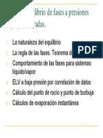 ELV a P Bajas y Moderadas (Buenos Diagramas de Flujo)