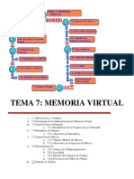 Sesion 1 - Memoria Virtual