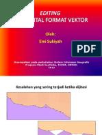 GIS Editing