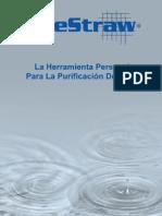 La Herramienta Personal Para La Purificación Del Agua