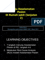 Kuliah Patient Safety Arlina 2 PDF