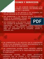 4. Folleto 11. Prestaciones y Servicios. Idalberto Chiavenato