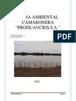 Ficha Ambiental de Produancris s.a.
