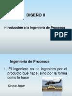 Introduccion a La Ingenieria de Procesos