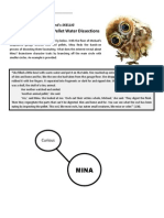 curr 538 - instructional use activity - characterization worksheet for homemade owl pellets