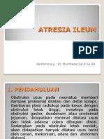 Atresia Ileum