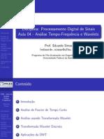 Processamento Digital de Sinais Aula04 Simas Ufba