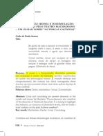 Revista Contexto - Machado de Assis