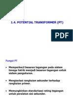 Bab 1 Potential Transformer