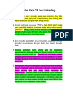 Prosedur Kick Off Dan Unloading (18 Maret 2014) - Copy