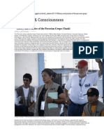 Theory and Practice of the Peruvian Grupo Chaski