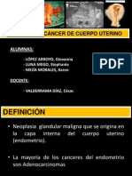 CÁNCER DE ENDOMETRIO FINAL