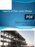Aspects of Piperack Design