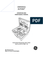 Auto SDI Manual