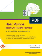 Heat Pumps (Heating, Cooling and Hot Water) – A Global Market Overview