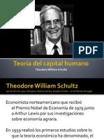 Teoría del capital humano_Schultz