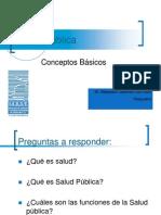 Tema i Conceptos Bc3a1sicos de Salud Pc3bablica