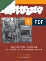 Confinamiento y Ductilidad de Los Edificios de Hormigon Armado