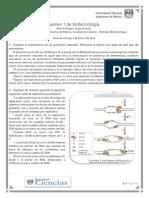 Examen 1 de biotecnología - Sergio de Jesús Jaime Rodríguez