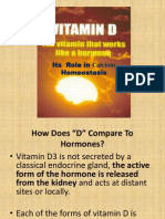 Vitamin D and Calcitonin