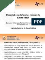 Obesidad Barquera 2012