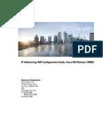 Cisco Nat 15 Mt Book