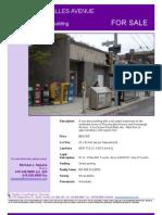 235 Roncesvalles Avenue - Feature Sheet