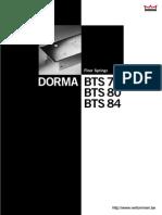 Dorma Vloerveren Bts 80 75v 84