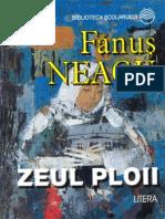 Neagu Fanus - Zeul Ploii