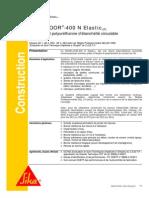 Sikafloor 400N Elastic (F) Nt746