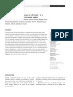 A study of the use and impacts of LifeStrawY in a settlement camp in southern Gezira, Sudan (Un estudio del uso y los impactos de LifeStrawY en un establecimiento acampan en Gezira meridional, Sudán)