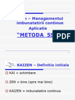 95025501 Kaizen Suport Curs 5S