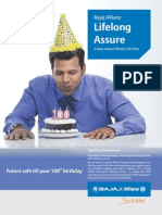 Bajaj Allianz Life Long Assure| Retirement Insurance Solution