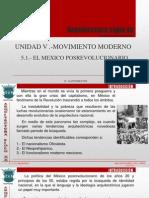 Clase 07_ Arquitectura Mexicana Posrevolucionaria