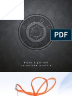 Bijou Siglo XXI Corporate Profile