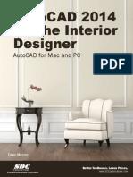 AutoCAD 2014 For Interior Designing