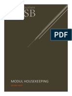 Modul Housekeeping