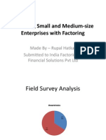 Financing Small and Medium-Size Enterprises With Factoring