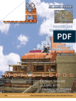 CAM Magazine October 2007 - Metals/Steel, Health Care Construction