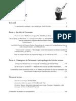 Sortir de l'économie n°4 - printemps 2012)