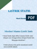 Ppt Listrik Statis