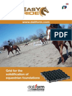 Easy Ride - Grid for the solidification of equestrian foundations