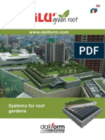Iglu'® Green Roof - Systems for roof gardens